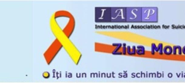 """Conferința Națională """"Tulburări psihice cu risc suicidar. Evaluare precoce și dispensarizare activă"""""""