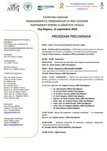 PROGRAM PRELIMINAR ZMPS 2018