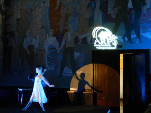 2012, 11 septembrie - Teatru NEGOCIERE PENTRU VIAȚĂ
