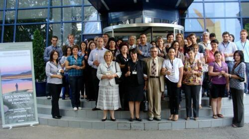 2011, 10 septembrie - Ziua Mondială de Prevenție a Suicidului